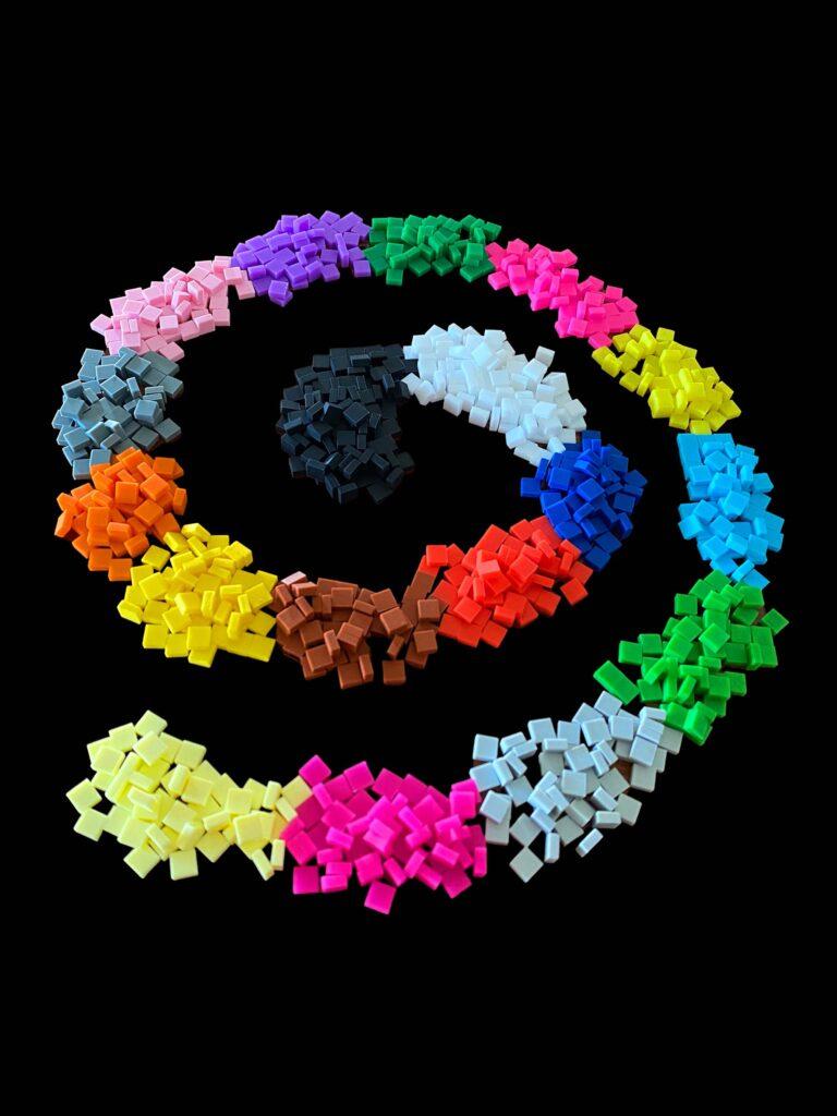 couleurs pixels dodocraft
